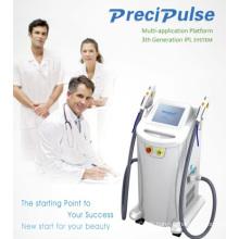 Le CE médical de machine de beauté de rajeunissement de peau d'épilation de chargement initial de Shr, FDA et Tga a approuvé