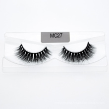 3D Mink Fur Eyelashes with Customized Diamond Packaging Box