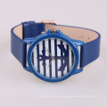 leather watch straps wholesale cute pattern dial watch
