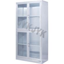 Stainless Steel Medical Apparatus Storage Cupboard Jyk-D11