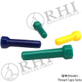 plastic caps for bolts plastic bolt cover plastic thread protectors
