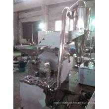 Máquina pulverizadora farmacéutica y alimenticia de alta calidad