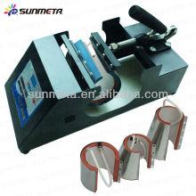 Sunmetaマニュアル昇華マグプレス機械価格