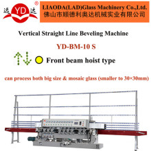for Small Size Mosaic Glass Beveling Edging Polishing Machinery