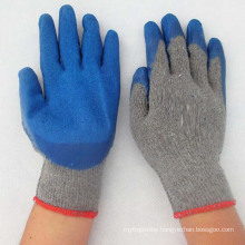 Industrial Latex Coated Labor Protective Working Safety Gloves