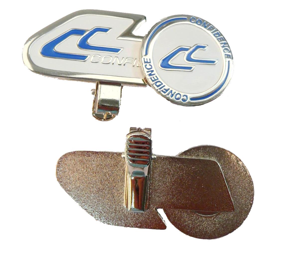 Magnec cap clip