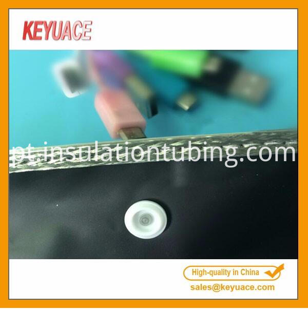 Aluminum Foil Shielding Wrapping Bands For Cable