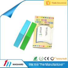 China Goods Wholesale puzzle shape custom design magnetic art bookmark