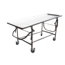 Stainless Steel Adjustable Embalming Table (THR-106)