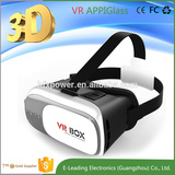 2016 new design pictures 3D Vr Box 2.0 virtual reality 3d glasses design for mobile phone