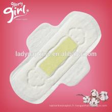 Lady Pas Cher Marque En Gros Anion Serviettes Sanitaires Chine Fabricants