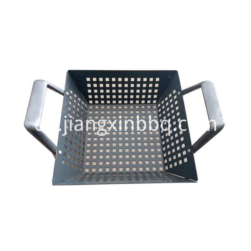 Professional Grade Vegetable Basket With Handle