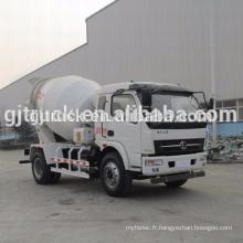Shacman 4X2 bétonnière camion / bétonnière camion / 3CBM / 4CBM / 5CBM / 6CBM mélangeur camion / mélangeur tambour / mélangeur trémie / mélangeur camion