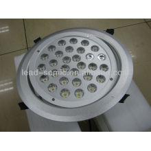230 mm de diamètre LED 30W plafonnier avec découpe de 195 mm
