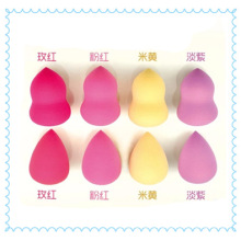 Hot Selling in The Makeup Market Coametic Foudation Puff Custom