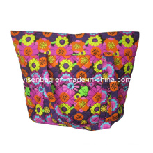 Quilted Cotton Quilted Handbag (YSHB03-003)