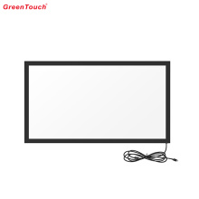 Install 20 Points Infrared Touch Frame 32 Inch