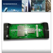 Aufzugstafel BL2000-HAH-A4.0