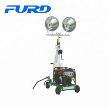 Certificado Ce Kubota Generador Torre de luz