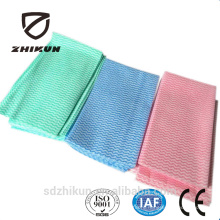 Spunlace nonwoven fabic dust cloth
