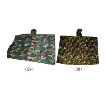 Camouflage Poncho for Military Use