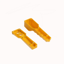 Plastic injection components m