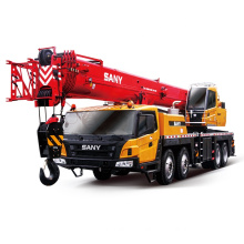 China Heavy Duty Mobile Truck Crane 50Tons STC500 for Sale