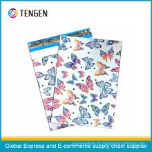 Diseño personalizado Opaque Packaging E-Commerce Impreso Poly Bags