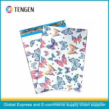 Emballage opaque de conception faite sur commande d'E-Commerce poly sacs imprimés