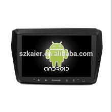 Núcleo Octa! Dvd do carro do andróide 8,1 para SWIFT 2018 com a tela capacitiva de 9 polegadas / GPS / relação do espelho / DVR / TPMS / OBD2 / WIFI / 4G