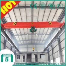 Capacité jusqu'à 16 tonnes de pont roulant à poutre simple