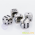 Die Casting Metal Six Sided Dice