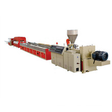High Quality PVC/PE WPC Profile Extrusion Line