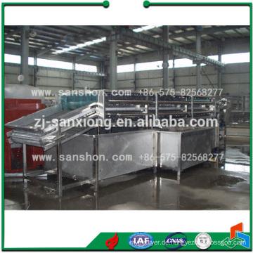 China Schalotte, Frühlingszwiebel, Schnittlauch Waschmaschine, Gemüse Waschmaschine