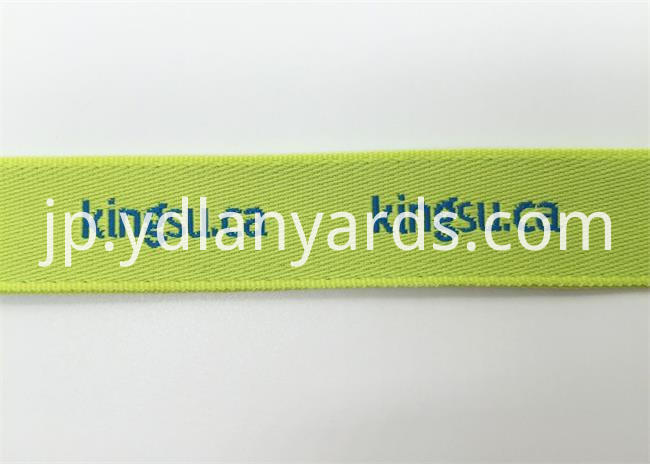 We Jacquard Lanyards