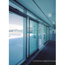 Supply Automatic doors-CN- Full glass automatic door CN-SL03