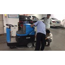 Industrial compact washing and drying machine