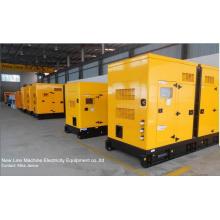 Silencioso Perkins Diesel Motor Generador Set (10kVA-2500kVA)