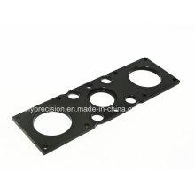 Hersteller Custom Metallplatte Aluminiumteile CNC Bearbeitung