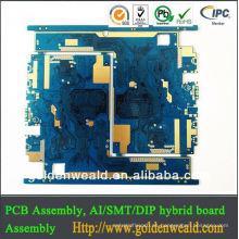 Diseño de alta calidad del PWB de Bluetooth para el pegamento de epoxy del PWB de la venta