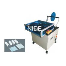 Papel de aislamiento del estator que forma y que corta la máquina