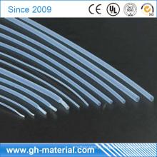 China Fábrica Atacado FEP Clear Heat Shrinkable Mangueira / Tubulação
