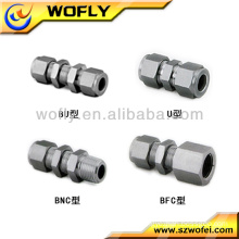 compression fitting brass pipe fitting
