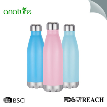 Big Discount for Stainless Steel Water Bottle Stainless Steel Vacuum Insulated Sports Water Bottle 17oz export to Brazil Exporter