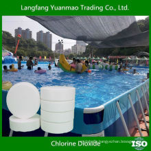 Efficient Chlorine Dioxide Tablet for Swimming Pool Treatment