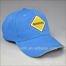 Gorra de béisbol de encargo de las marcas de fábrica