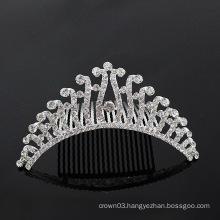 Women Rhinestone Comb Crystal Bridal Hair Combs