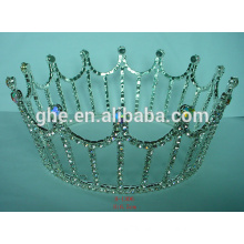 crystal rhinestone chain for claw doll crown snowflake tiara royal crown pageant holiday crown