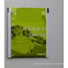 Saco de chá verde (saco de chá da folha)