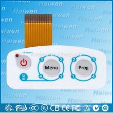 Flexible PCB membrane keypad
